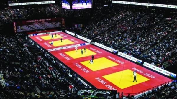 Sélections pour le Paris Grand Slam - 16 & 17 Octobre 2021